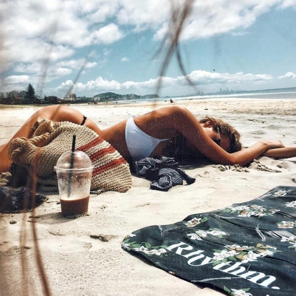 lululemon athletica Other - Lululemon Reversible Bikini set Salty Swim